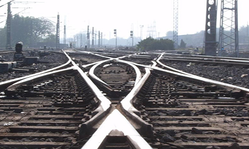 Rail Turnout - Rail Switch - ZONGXIANG