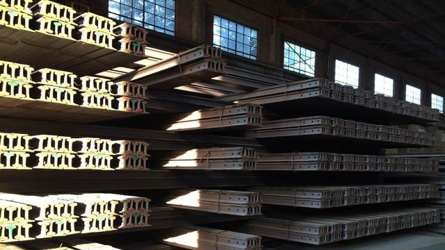 ASCE 85 Steel Rail