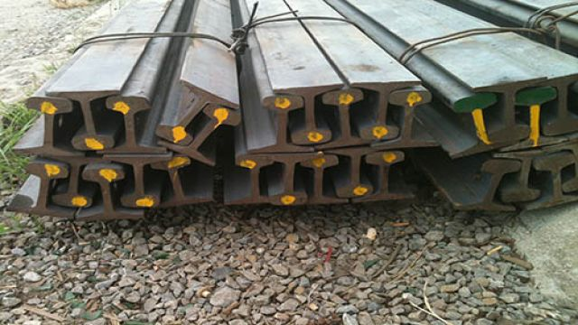 BS60R Steel Rail