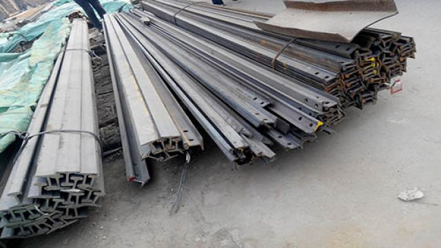 BS75A Steel Rail