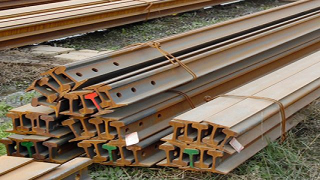 BS113A Steel Rail
